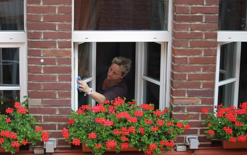 Comment faire de nettoyage des vitres à Paris?
