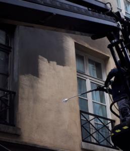 Entreprise nettoyage façade
